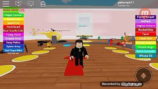 Playing toy story 4 in roblox (read description)