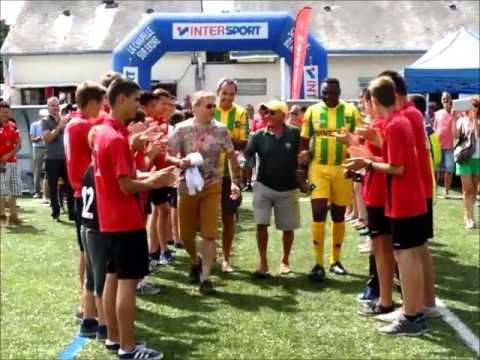 Football FC Nantes retrouvailles N