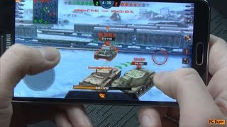 World of tanks blitz android(Мой сайт: http://rcbuyer.ru Группа в ВК: http://vk.com/rcreviews Инстаграм: http://instagram.com/rc_buyer Основной канал: ..., 2015-01-30T21:27:13.000Z)
