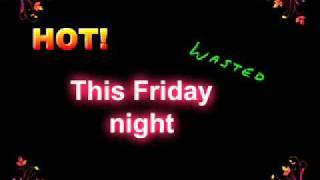 Katy Perry-Last Friday Night (T.G.I.F) Lyrics