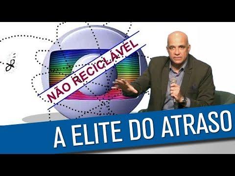 A Globo é a boca do capital financeiro