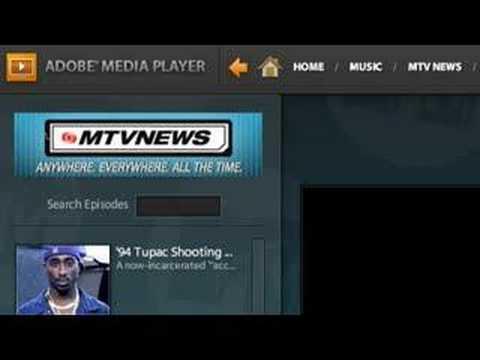 Producing Video Podcasts - Adobe Media Player at NAB 2008