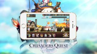 [Crusaders Quest Guide] Farming Honor, Gold & Bread for Beginners