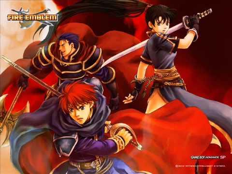 Fire Emblem Music - Dragon's Gate I