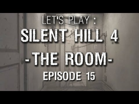 Silent Hill 4 : The Room #15 - Le tome rouge