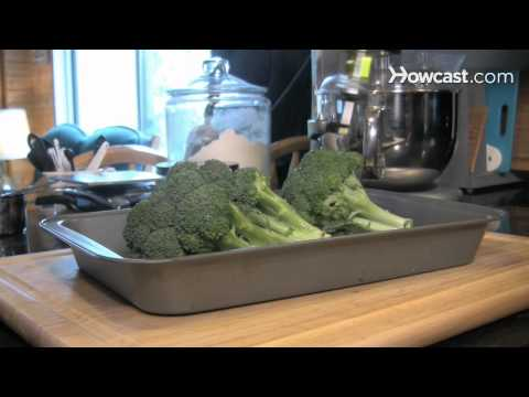 How to Use Up Broccoli Stems