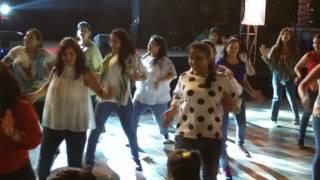 Flash Mob Diwali Mela 2016,Jakarta