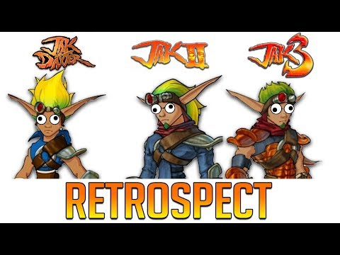 Yelling About The Jak Trilogy