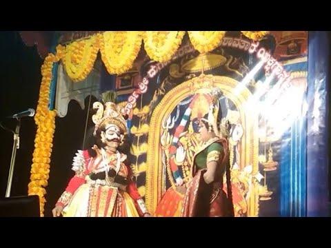 Yakshagana Mandarthi Kshetra Mahatme - 27 - ಚಂದ್ರ ಕುಲಾಲ್   ನಾಗರಾಜ್ ಆಚಾರ್   ಬಸವ ಚೌಕಳಮಕ್ಕಿ