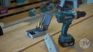 Makita D-41872 Step Drill Bit Set from Toolstop
