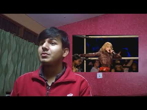 Madonna  Sorry  At Confessions Tour  Reaction