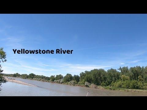Fishing On Yellowstone River
