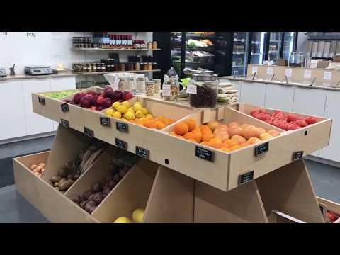 Limiting Waste with NU Grocery - Ottawa's Zero Waste Grocery Store