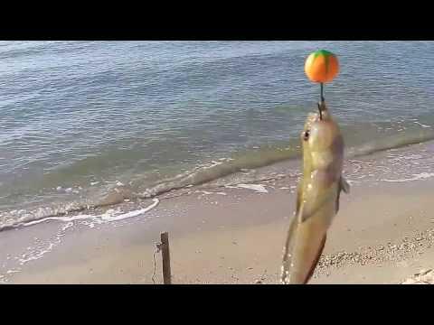 ловля бычка на азовском море на спиннинг