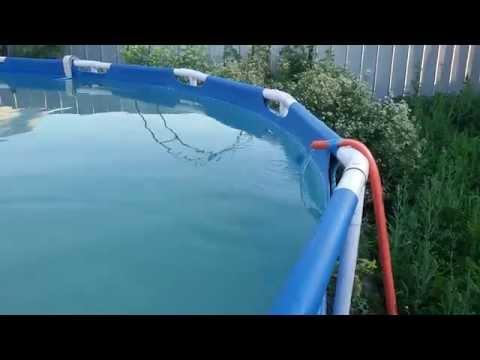 как быстро газом  нагреть воду в бассейне 16 м3 ?