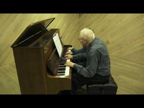 Bach BWV 106 Actus tragicus - Sonatina (trasc. Kurtag)