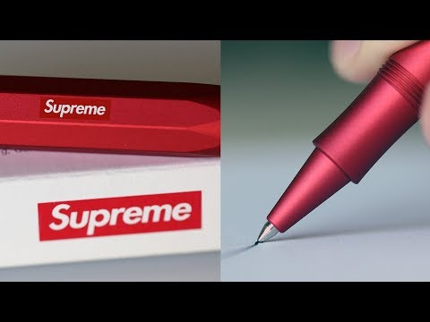 $ 150 Vs. $ 0 Pens - Vs GILA MUDAH Vs. DIRT MURAH Art Supply Perbandingan! (Pena Agung)