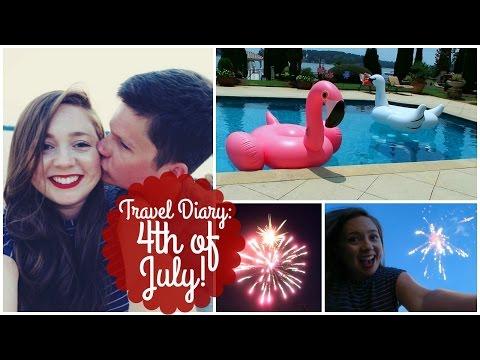 North Carolina Vlog // 4th of July! ♡