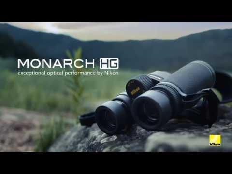 Nikon MONARCH HG | Binoculars | Wide Field Of View