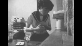 【女装】セーラー服でゲロを吐く演技ビンタ1発古い映画風 福留佑子 動画 30