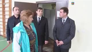 Глава района посетил школы Таманского сельского поселения