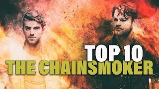 top-10-songs---the-chainsmokers
