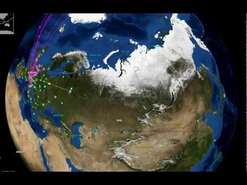 Realtime Gridcomputing Network | Eurasia