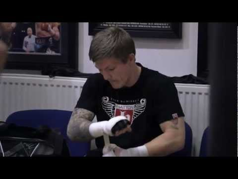 Ricky Hatton: The Road to Redemption