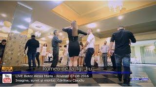 Romeo de la Tg. Jiu Ce-i place muierii mele Colaj JOCURI LIVE Petrecere, Botez Alesia Ma ...