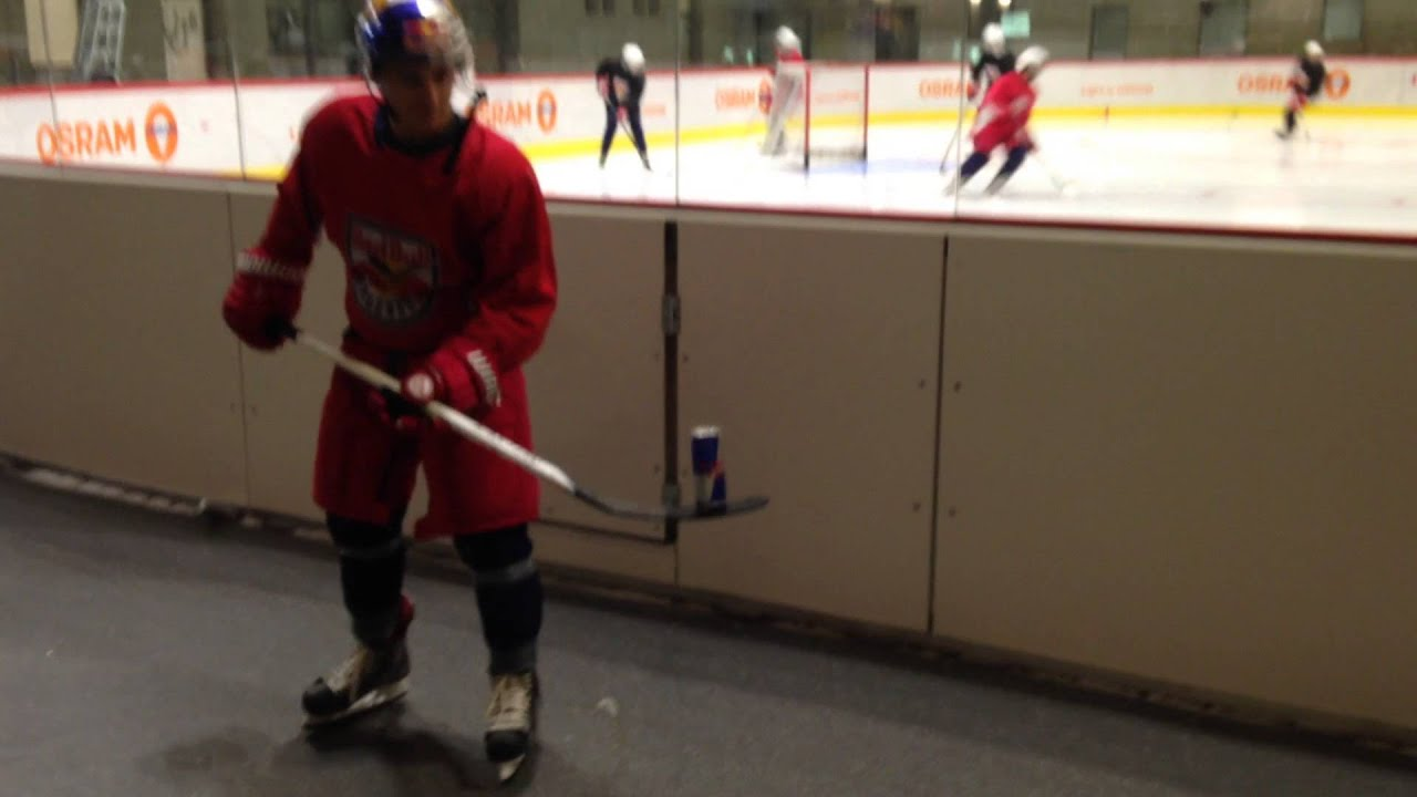 Eishockey Tricks