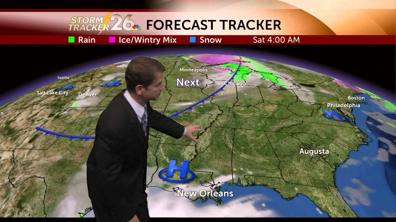 WJBF Live VIPIR 6 Weather Forecast: 11PM | Hot Trending Now