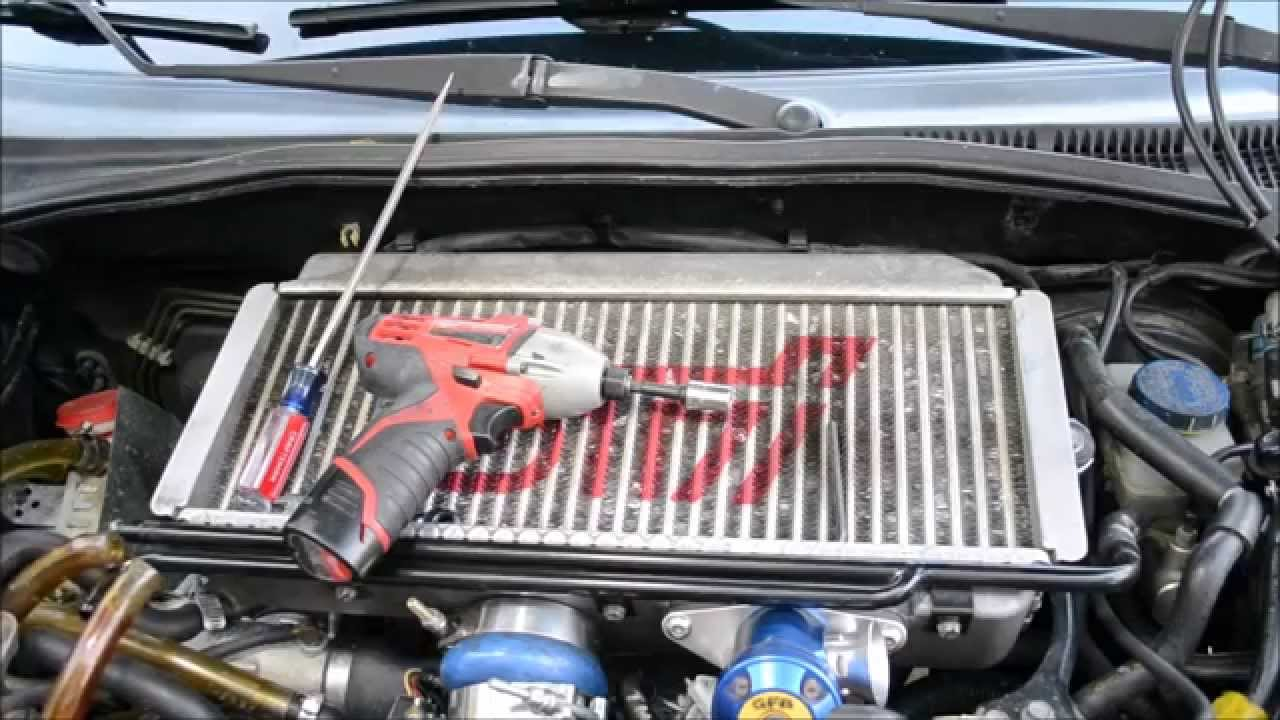 how to install a starter in an 04 subaru sti [ 1280 x 720 Pixel ]