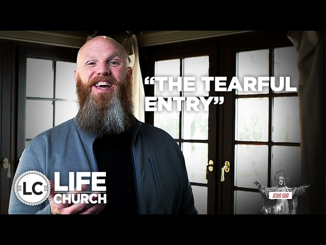 Jesus Said: The Tearful Entry | Pastor Shawn Hennessy