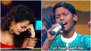 Teri Yaad Saath Hai Cover By Hasarat Ali Khan   Neha Kakkar