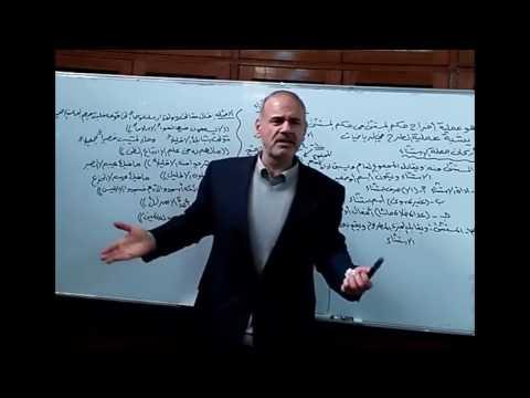 قواعد اللغة العربية أسلوب الأستثناء أ: ماهر الخزرجي | الدرس الأول |