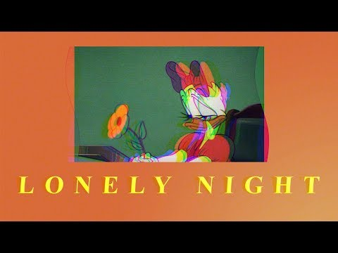 LONELY NIGHT - | Lo-fi | Study | Chillhop Mix | Simpsonwave