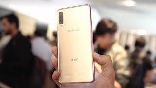 Samsung Galaxy A7 2018 | سامسونج بتتهور يا جدعان