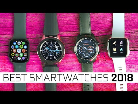 Top 4 SmartWatches