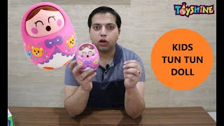 Toyshine Push and Shake Wobbling Bell Sounds Roly Poly Tumbler Toy Review Fest 6
