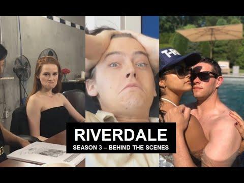 Riverdale Season 3 | Snapchat Behind The Scenes