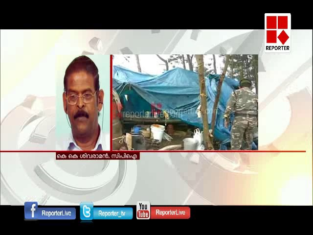 Encroachment axe on cross, Munnar; Editor's Hour 20/04/2017