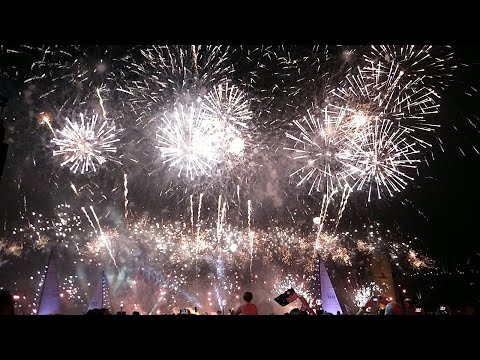 Australia Day 2018 Concert and Fireworks (Sydney Opera House)