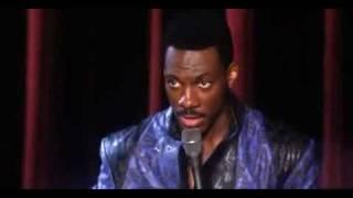Эдди Мерфи - отжигает в комеди (1987) 2 часть