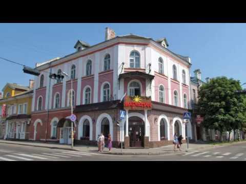 Улицы Рославля Смоленской области