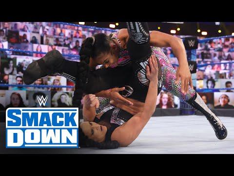 Bianca Belair vs. Shayna Baszler: SmackDown, March 19, 2021