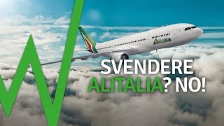 Alitalia: vendere ai tedeschi? C'è un'altra soluzione