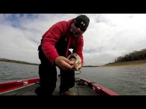 Lake Norfork Practice- Figuring Em Out!