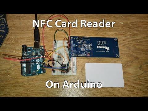 Arduino - NFC Reader