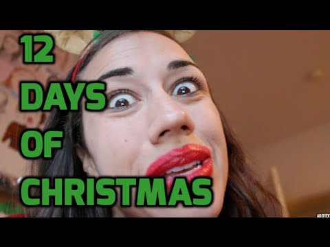 Miranda's 12 Days of Christmas!
