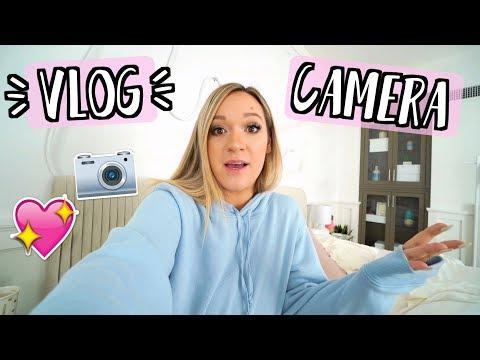 I Got A New Vlog Camera!! Do You Like It? AlishaMarieVlogs